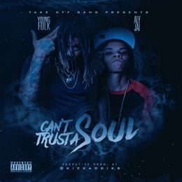 YoungFolk10k - Cant Trust A Soul Cover Art
