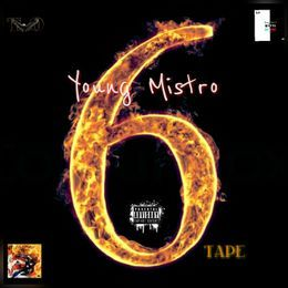 Youngmistro - The Sixtape Cover Art