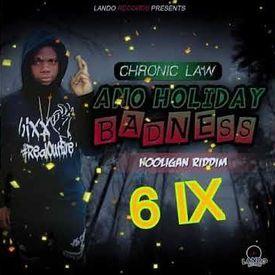 Chronic Law - Ano Holiday Badness