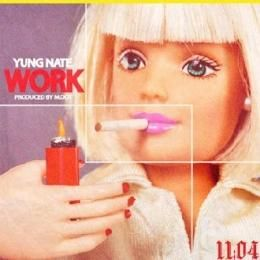 Yung Nate - Work Cover Art