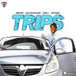 MoveBoyz Ent. Empire - Trips (Featuring Alvie The Skywalker & Darryl J) [Produced By Boo Radley] Cover Art