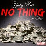 yung ron - No Thing Cover Art