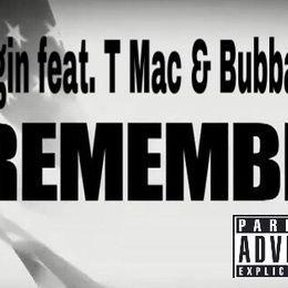 Yungin - I Remember (feat.T Mac & Bubbalody) Cover Art