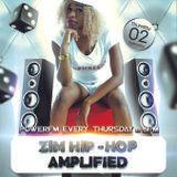 ZIM HIP-HOP AMPLIFIED - ZIM HIP-HOP AMPLIFIED on Powerfm radio 02 February 2017 Cover Art