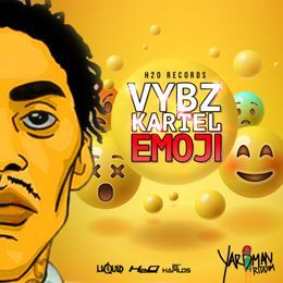 Zj Liquid/ H2O Records JA - EMOJI Cover Art