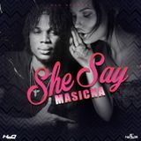 Zj Liquid/ H2O Records JA - SHE SAY  [RAW] Cover Art