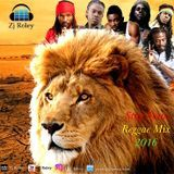 Zj Roley - STAY FOCUS REGGAE MIX 2016  Cover Art