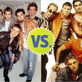 Z.J. Biggs Presents... NSYNC Vs. Backstreet Boys